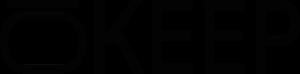 Okeep logo